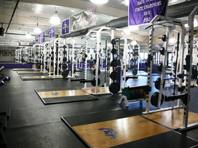 Football Complex Weight Room 6