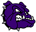 Purple-White logo