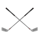 Springdale/Van Buren ((9 Holes) logo