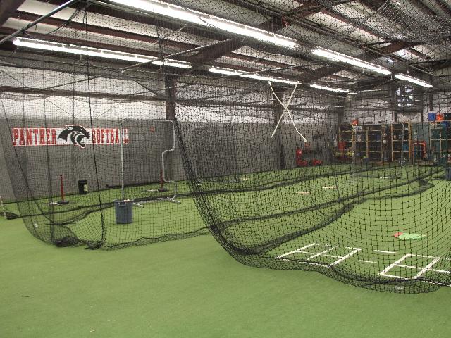 Indoor Batting Cages 6