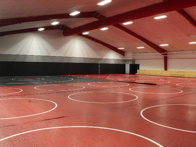 Wrestling Area 1