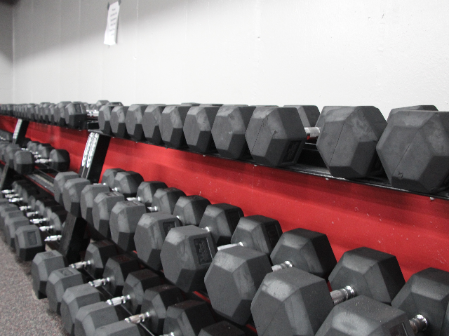 Dumbbell Weights 3