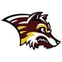 Maroon and Gold Game logo 58