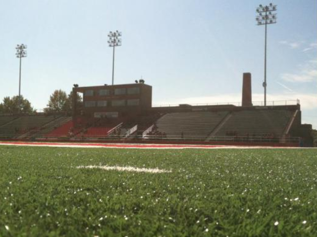 Mayo-Thompson Stadium 0