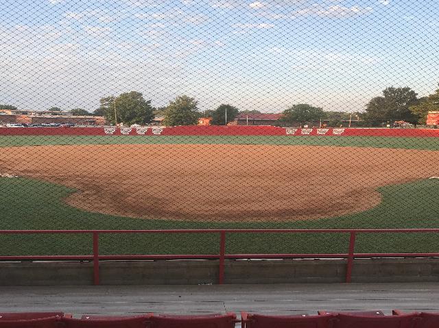 Lady Cardinal Field 0