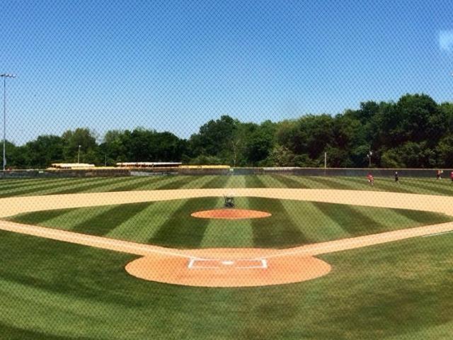 Cardinal Baseball Field 0