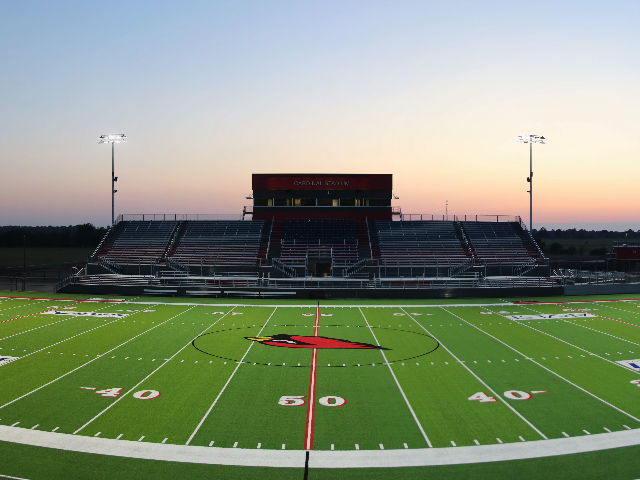 Cardinal Stadium 1