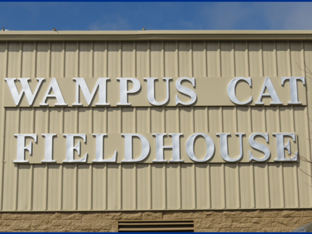 Wampus Cat Fieldhouse 2