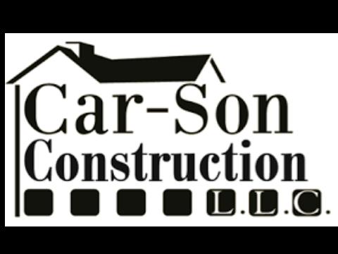Car-Son Construction logo