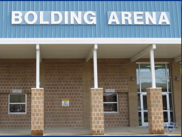 Buzz Bolding Arena 3
