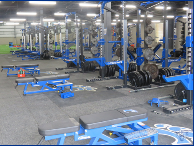 Wampus Cat Indoor Facility 3