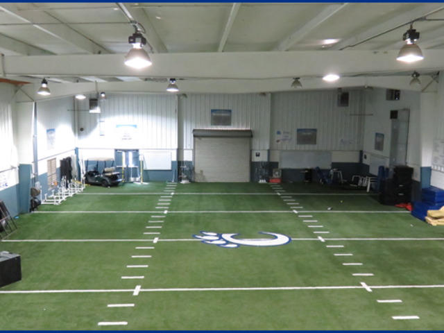 Wampus Cat Fieldhouse 1