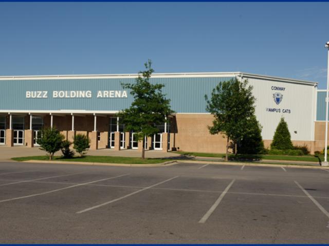 Buzz Bolding Arena 4