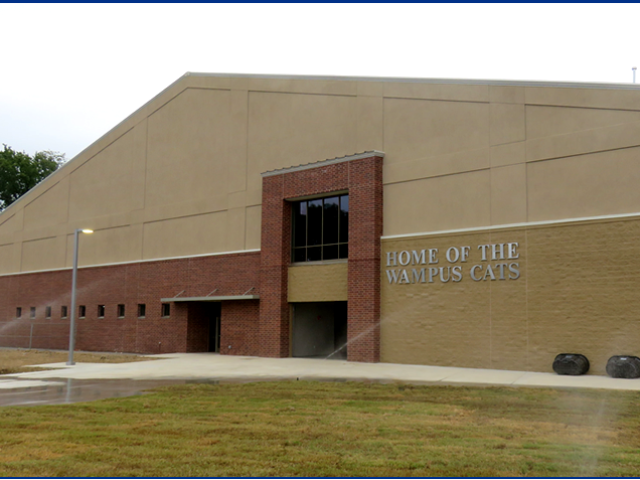 Wampus Cat Indoor Facility 0