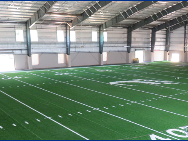 Wampus Cat Indoor Facility 1
