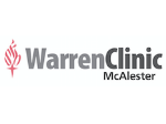 WARREN CLINIC logo