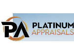 PLATINUM APPRAISALS logo