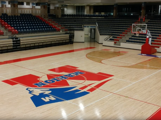 Patriot Arena 0