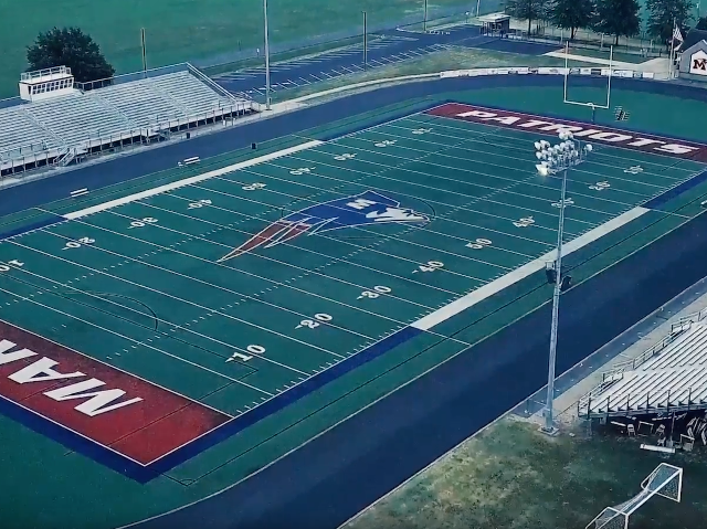 Patriot Stadium 0