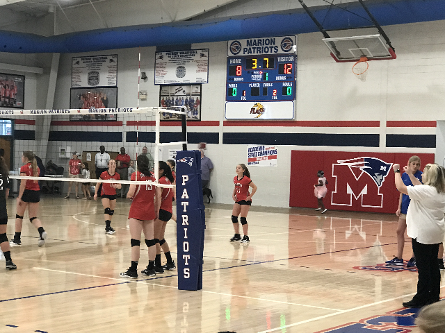 Patriot Volleyball Gymnasium 0