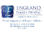 England Family Dental  logo