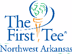 The First Tee of Northwest Arkansas  logo
