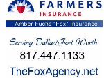 Amber Fox Farmer's Insurance
