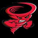 Russellville* logo