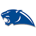 Blue/White Game logo
