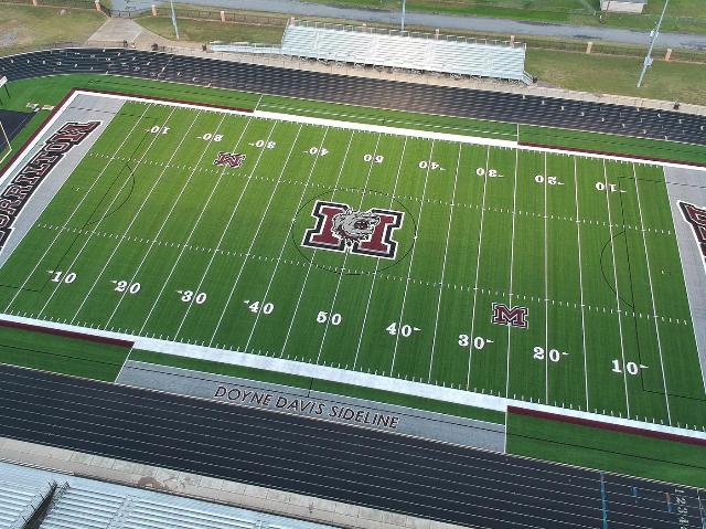 Devil Dog Stadium 1