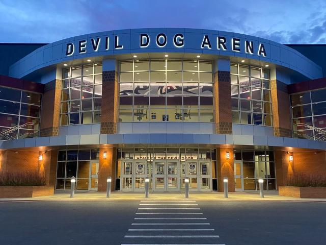 Devil Dog Arena 1