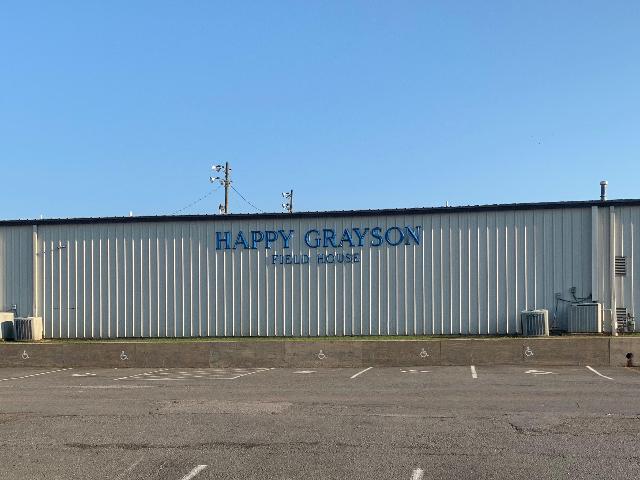 Happy Grayson Fieldhouse 0