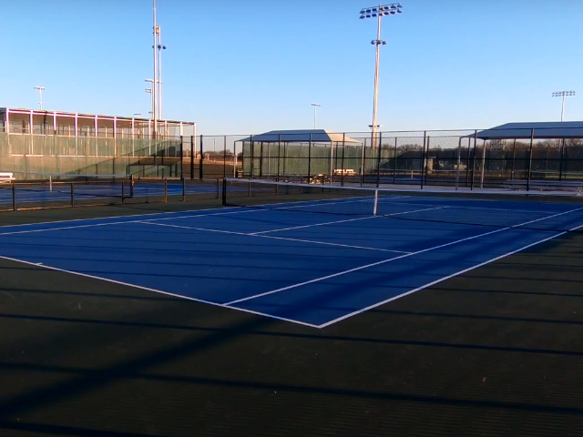 NDN Tennis Courts 1