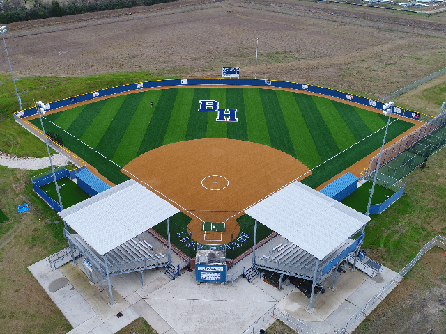 Barbers Hill Softball Field 0