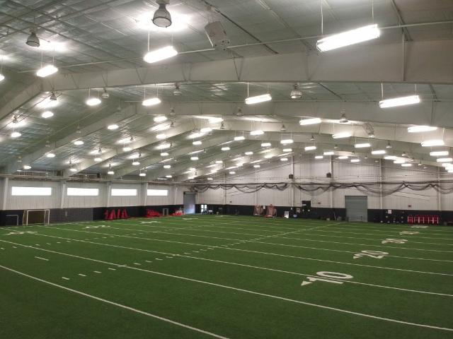 Indoor Practice Facility 2