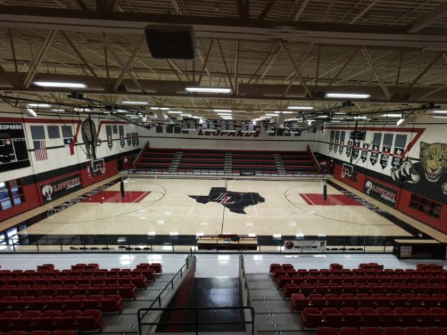 Lovejoy Gymnasium 3