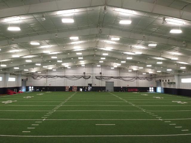 Indoor Practice Facility 1