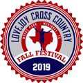 Lovejoy XC Fall Festival logo