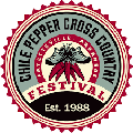 Arkansas Chili Peper Festival (Varsity Only) logo