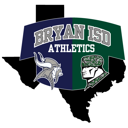Bryan ISD logo