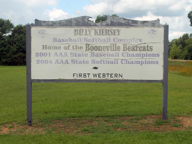 Billy Kiersey Baseball/Softball Complex 0