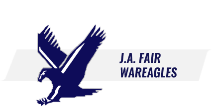 J.A. Fair High School logo