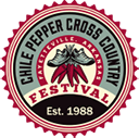 Chile Pepper Cross Country Festival Graphic