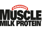 Muscle Milk logo