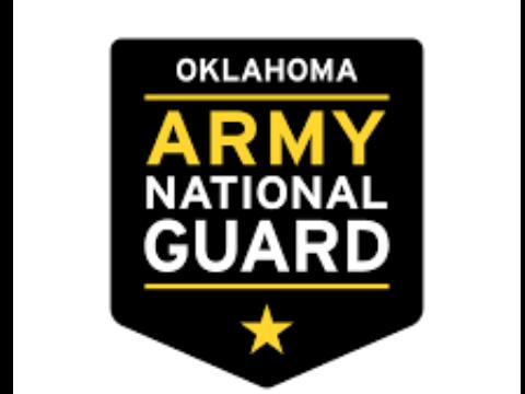 Oklahoma Army National Guard logo
