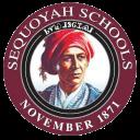 Tahlequah Seqouyah logo