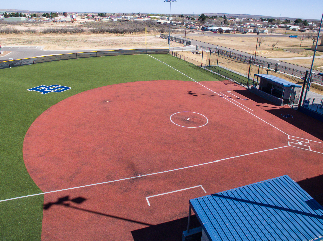 Softball Aerial 3