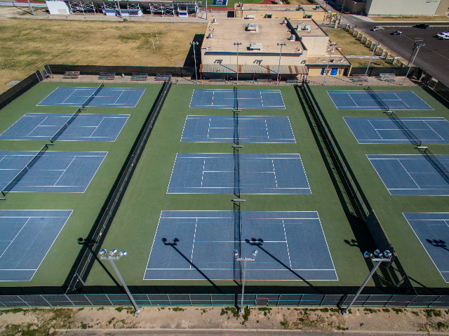 Tennis Aerial 1