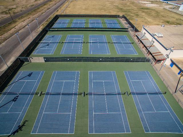 Tennis Aerial 2 2