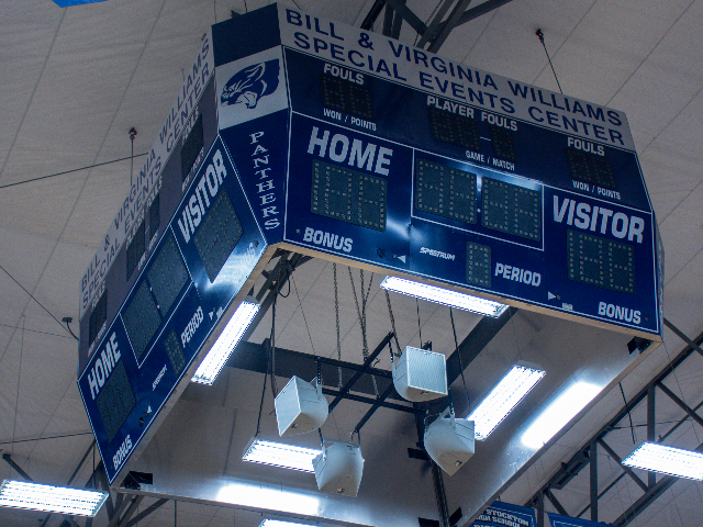 Special Events Center Scoreboard 3
